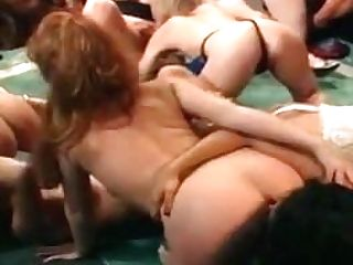 Hot Antique All Girl Orgy