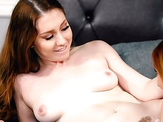 Beautiful Lady-on-gal Orgy Tube Movie Featuring Arietta Adams And Lovely Gf