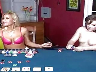 Nikki And Her Friends Have Fun Unclothe Poker