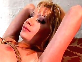 Kathia And Novigina Have A Love Hate Relationship. When They Are Together, Kathia Takes Pleasure From Cording Novigina And Senses Orgasmically Powerfu