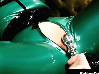 Shae Fatale - Hot Shiny Lovemaking Fiends Rubberdoll Fuck Cool Metal Playthings!