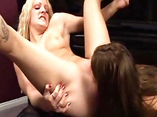 Fabulous Porn Industry Stars Gen Padova And Samantha Slater In Crazy Faux-cocks/fucktoys, Blow-job Adult Scene