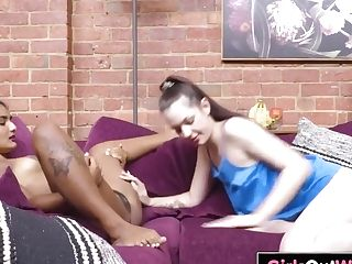 Kinky Gfs With Hairy Cunts Love Lezzy Fuck