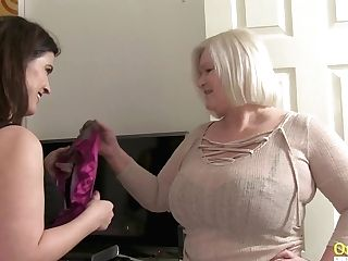 Oldnanny Huge-chested Matures Sapphic Lacey Starr