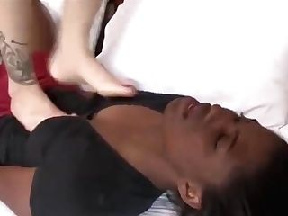 Brazil Foot Fuck Toy Gag