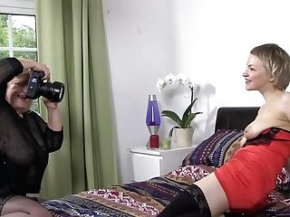 Laceystarr - Lacey And Masha Eat Each Others Twats