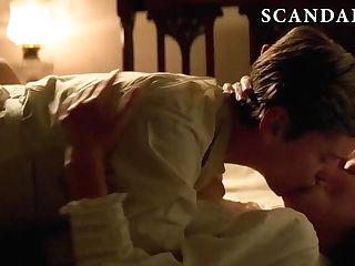 Keira Knightley Lesbo Intercourse In Colette On Scandalplanet.com