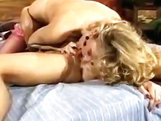 Blonde Lezzies Fuck Honeypot And Booty With Belt Cock