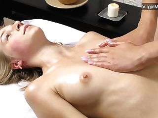 Hard-core Orgasms From Cooter Rubdown